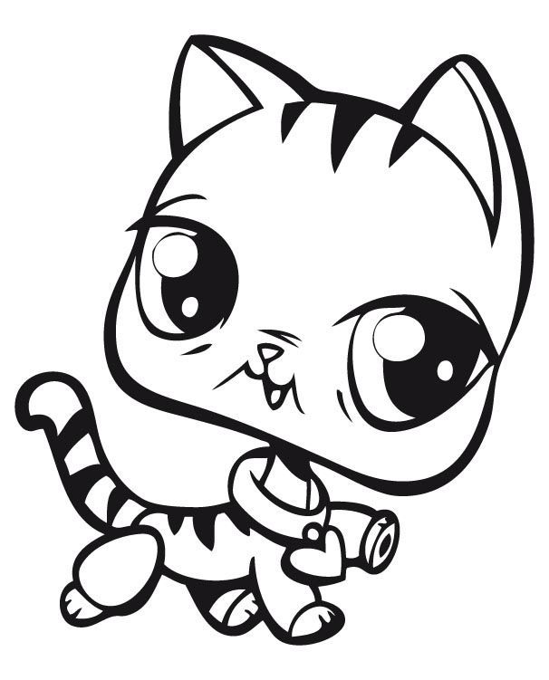 Coloriage Dessins Littlest Pet Store 29 Coloriage Dessins