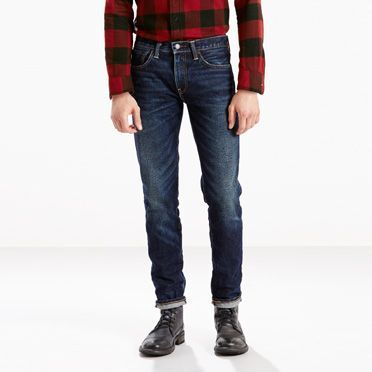 De 511™ Slim Fit Jeans is een nieuwe klassieker met een moderne aansluitende pasvorm die voldoende bewegingsruimte biedt. Deze jeans van een zware kwaliteit denim valt onder de taille en heeft een aansluitende pasvorm op de heupen en bovenbenen met een slanke pijp.