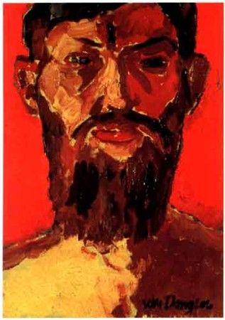 Kees van Dongen - Autoportrait