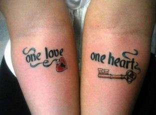 Tatuajes Inspiradores para San Valentín - Corazones Candado
