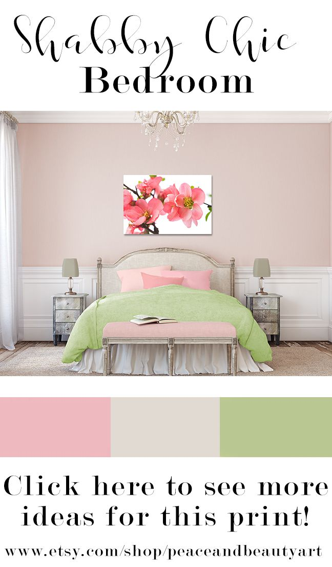Extra Large Wall Art Large Pink Wall Art Light Pink Decor Etsy Shabby Chic Bedrooms Chic Bedroom Girl Bedroom Walls