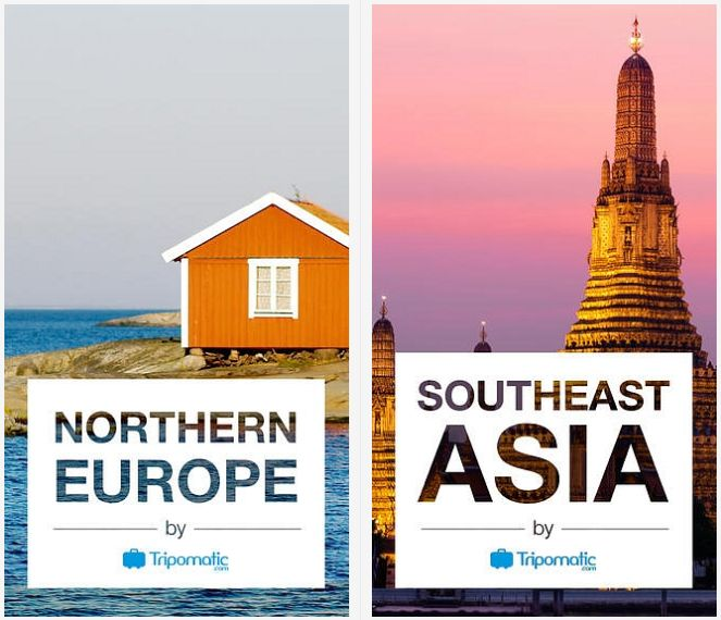 Northern Europe and Southeast Asia now available for your iPhone. Enjoy our new guides and offline maps on the go and don't get lost!