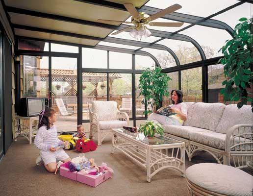 Diy Home Design Ideas Com: Porch Enclosures Ideas