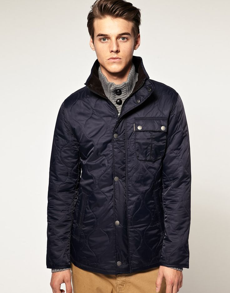 Ben Sherman Quilted Jacket - Oh yeah, that what I want.