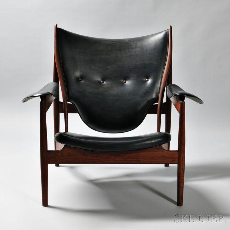 Finn Juhl (1912-1989) Chieftain Chair