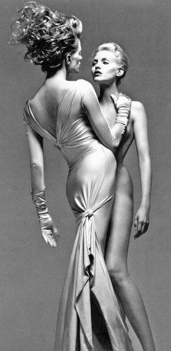 © Richard Avedon- Gianni Versace Vintage Collection
