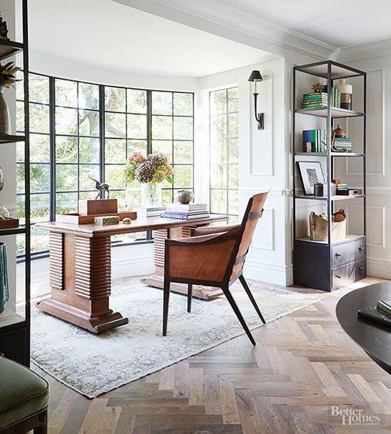 5 patterns in home design