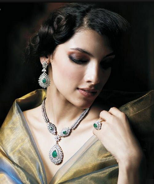Classic Indian Jewelry