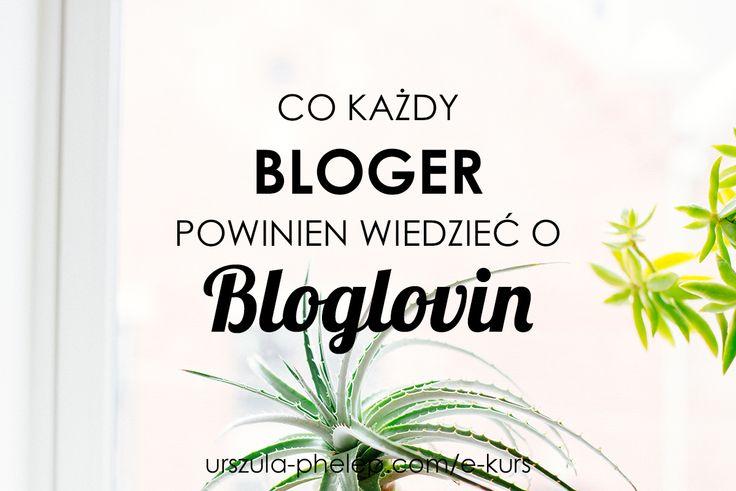 Bloglovin, to jedno z miejsc, do których zaglądam regularnie w internecie. Każdego ranka, przy kawie, przeglądam najnowsze wpisy na moich ulubionych blogach.
