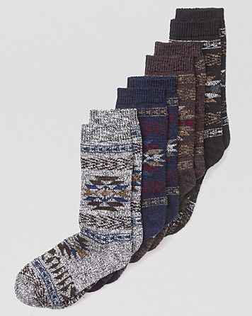 HUE Tribal Boot Socks | Bloomingdale's