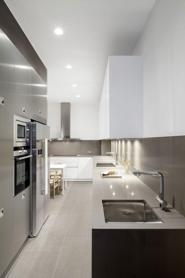 742 best Kitchen - multicolor images on Pinterest   Modern kitchens ...
