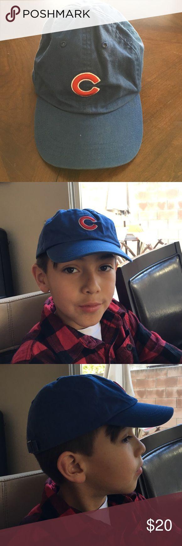 Vintage Cubs Cap! Kids cubs cap Accessories Hats