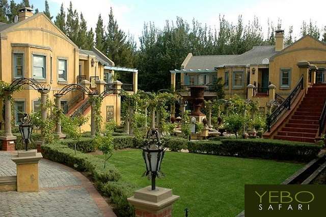 Boutique Hotel in the Western Cape