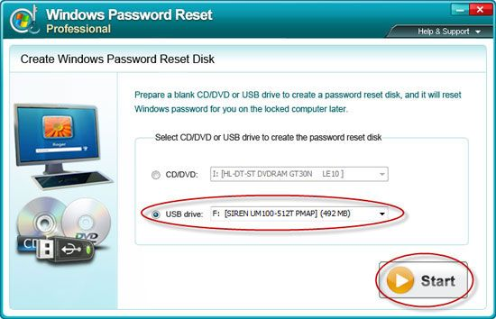 Windows password reset recovery disk free download offline installer for windows PC. Reset password of Windows XP/ Vista/ 7/ 8/ 8.1/ 10.