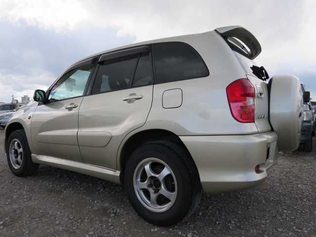 Toyota RAV4 Gold, Price $3450, Stock Number 90311, Chassis No. ACA21W-0187871, Availability Yes, Year of Manufacture 2003, Fuel Gasoline, Transmission AT