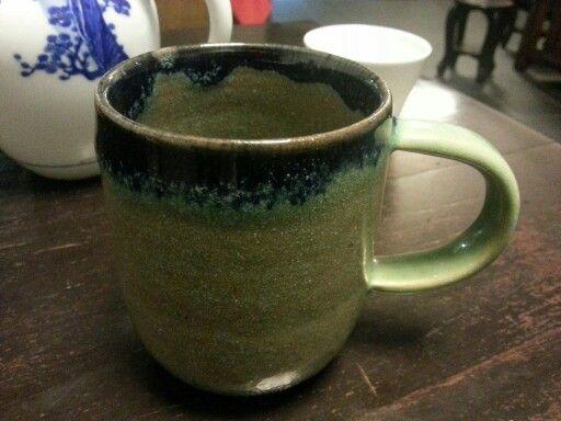 #Coffee  or  #tea  #cup  by  #Taiwan  artist