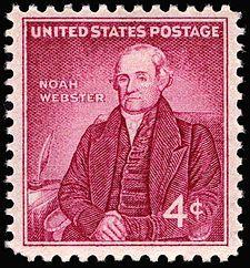 Noah Webster - Wikipedia, the free encyclopedia