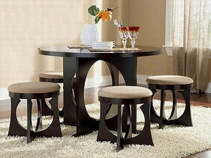 Stunning Dining Room Tables Small Contemporary