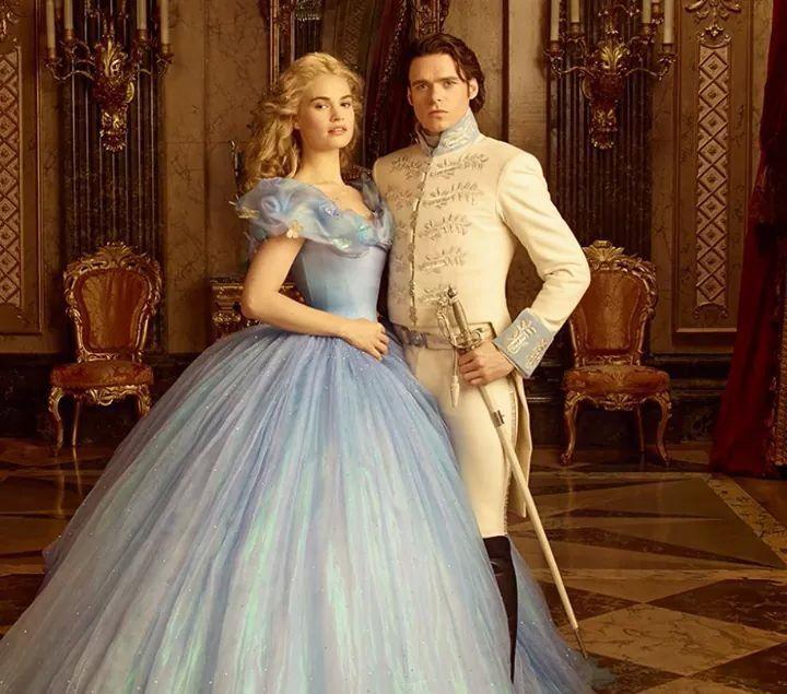 Cinderella (Ella) and Prince Kit (Prince Charming ...
