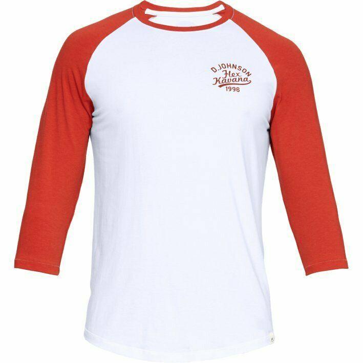 a2fd2df758 Under Armour x Project Rock Men's UA Hawaii USA 3/4 T-Shirt - 2XL ...