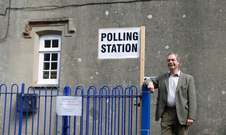 Local election results 2014: Ukip vote surges – live