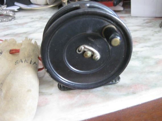 scarce Hardy Brothers 2 7/8 UNIQUA fly reel In excellent