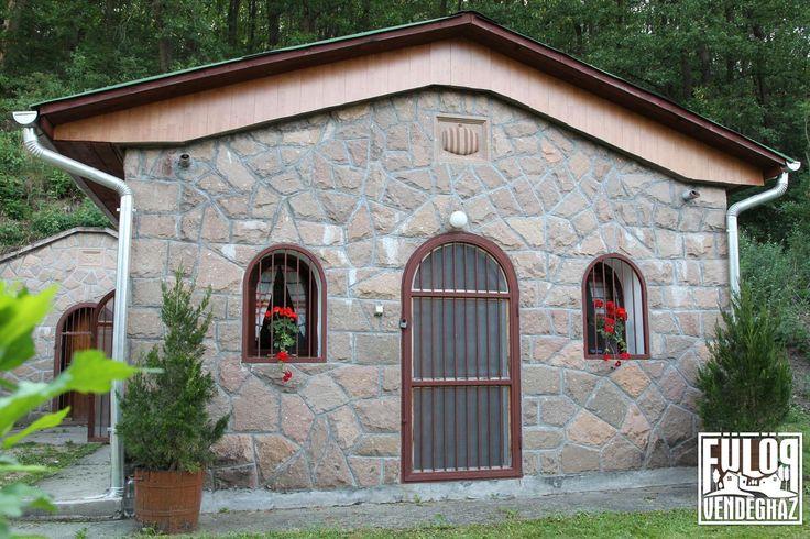 Bogácsi Fülöp Vendégház Erdei kisház