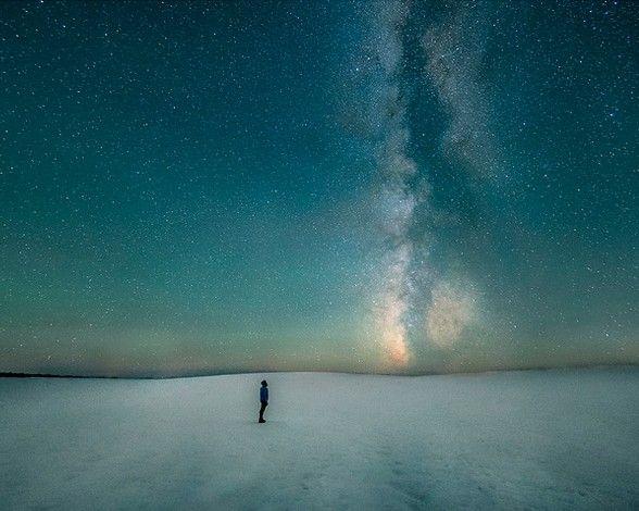 Espacio infinito