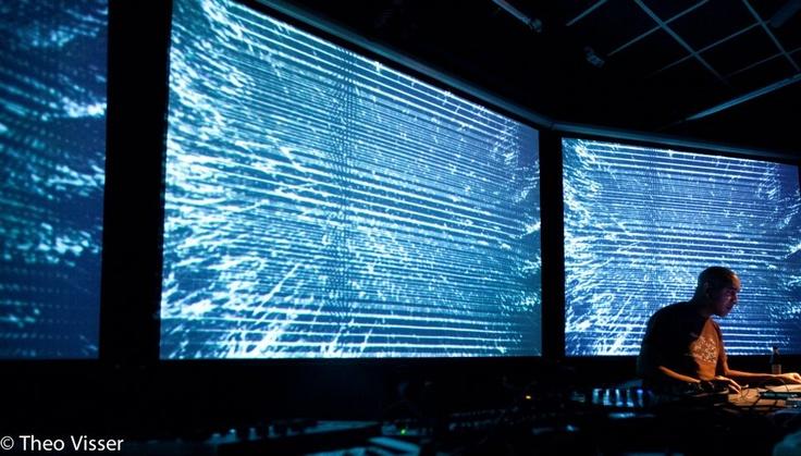 Vj gig at TAC vertigo Eindhoven