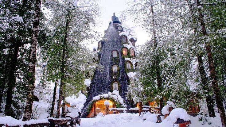 Unas vacaciones diferentes (II): Hotel Montaña Mágica