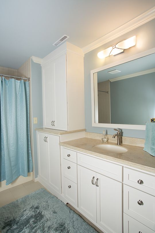 Bathroom Remodel In Central Sioux Falls. Designed By Alesha Hansen With  Todayu0027s StarMark Custom Cabinetry
