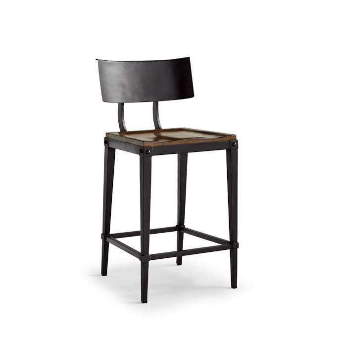 Roco Counter Height Bar Stool 26 H Seat Bar Stools Stool Counter Stools