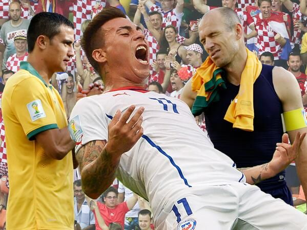 World Cup 2014: Sports Pictures Of The Day