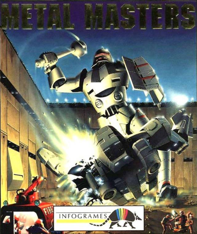 Metal Masters - Atari 1040ST