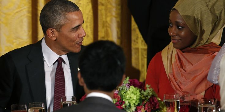 WASHINGTON (AP) — President Barack Obama said Monday that Americans stand united in rejecting the targeting of any religious or ethnic group as he marked Islam's holy month of Ramadan.  Obama