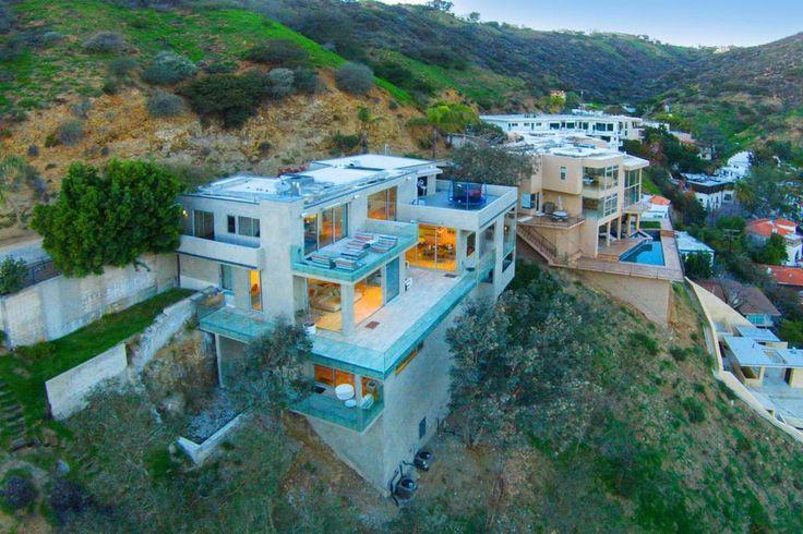 Sprzedaż luksusowy dom wolnostojący - 1950 Wattles Drive, Los Angeles, Kalifornia - 38176221   LuxuryEstate.com