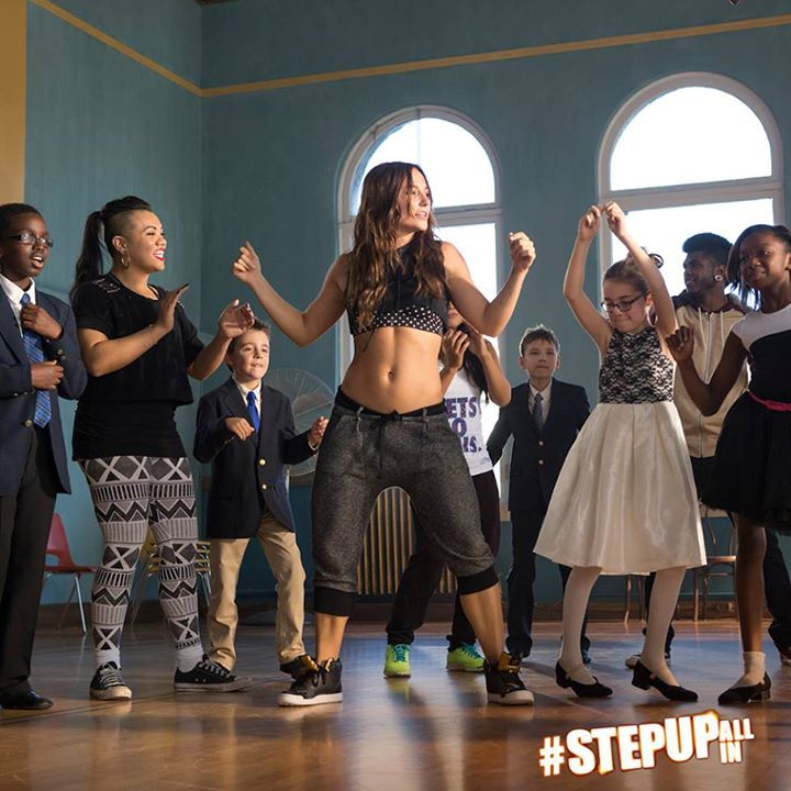 Step Up All In  Dance Contest! danceon.com/contest/step-up-all-in