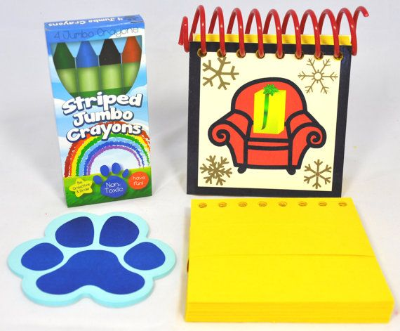 24 Best Blue's Clues Collection Images On Pinterest