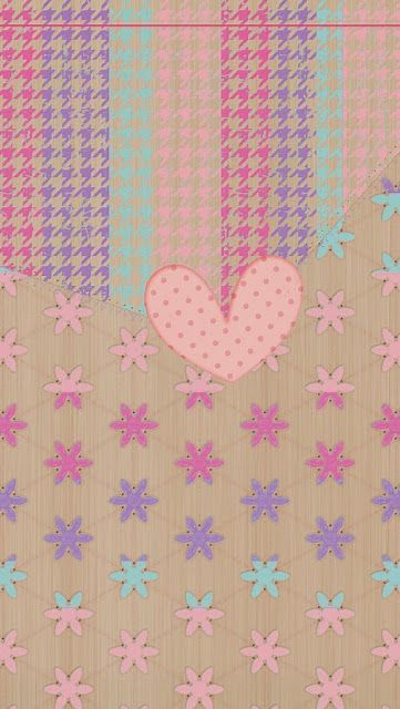 Floral Delight Wallpaper By ICandy