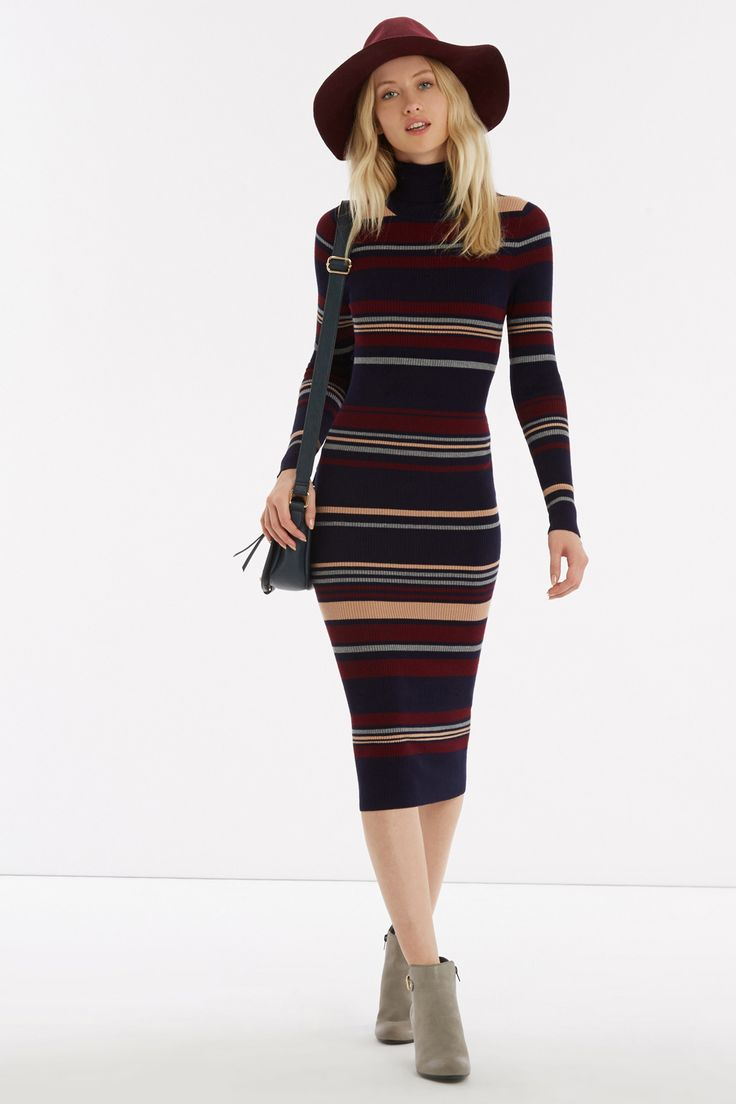 This dress says we're welcoming the Seventies revival with open arms - http://www.oasis-stores.com/70s-stripe-tube-dress/sunday-girl/oasis/fcp-product/5588619?cm_sp=Social-_-Feature-_-MPSSundayGirl