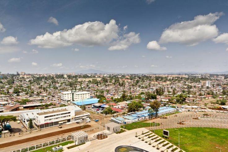 Addis Abeba, Äthiopien