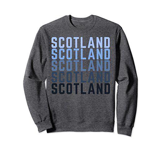 Amazon.com: Scotland A Scottish Hoodie For Scots-Loving Men Women Kids: Clothing  #kids #womens #mens #hoodies #scotland #scottish #blue