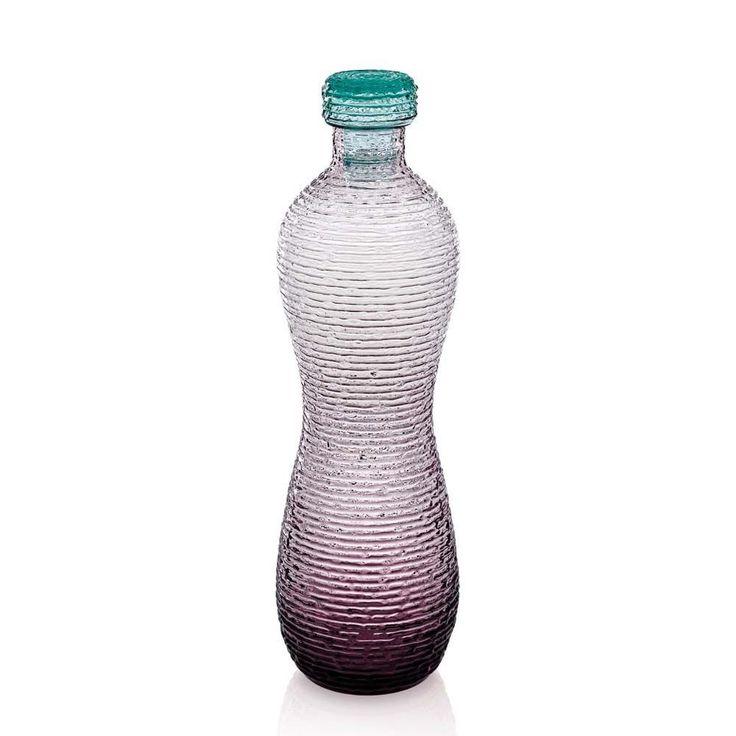 Fújt üveg vizes üves, Multicolor - NuurDesign