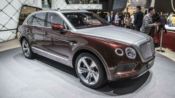 2019 Bentley Suv With Images Bentley Suv
