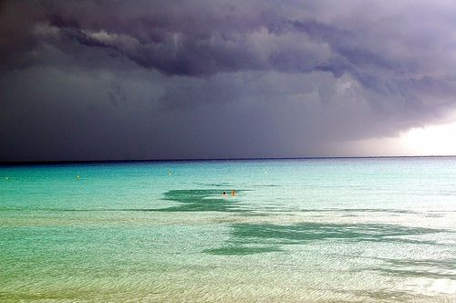 Ionian Thunderstorm