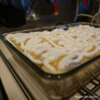 Bananen pudding