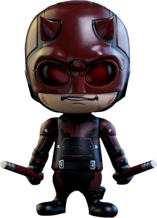 "Daredevil Cosbaby 3.75"" Hot Toys Figure"