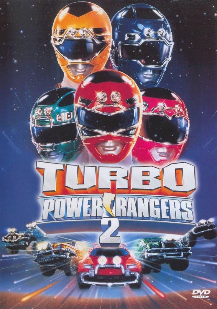 Assistir online Filme Turbo - Power Rangers 2 - Dublado - Online | Galera Filmes
