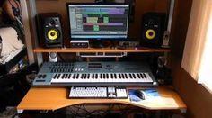 Mesa de Home Studio