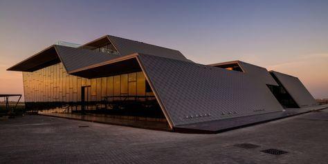 Al Zorah Pavilion by Annabel Karim Kassar    Ajman/UAE